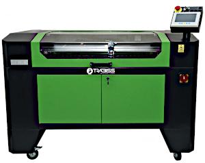 CO2 laser graveer- en snijmachine
